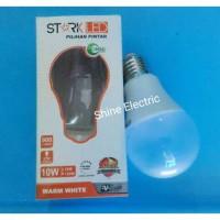 Lampu LED 10W Stark Omni / 10 W Warm White (Kuning) Garansi