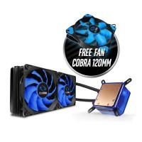 Raidmax Cobra 240 (CPU Fan / Liquid Cooler)
