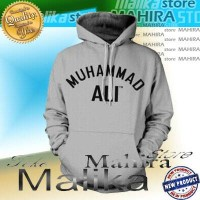 New!!! Hoodie/jaket/baju Sweater Muhammad Ali