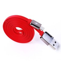Remax King Kong Lightning Cable 1m for iPhone 6/6+/5/5s - Red