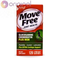 Multivitamin Schiff Move Free Advanced Triple Strength, 170 Tablets