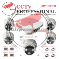 harga Paket 8 channel 5 camera 1000TV line Tokopedia.com
