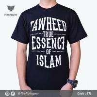 "Firefight T-Shirt ""Tawheed True Essence of Islam"""