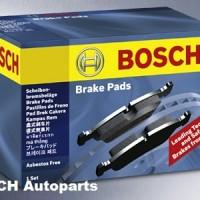 Kampas Rem Depan Ford Fiesta - BOSCH BP1089