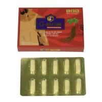 JAMU HERBAL SEHAT PRIA - G-MAX LONG ginseng merah korea 10 capsules