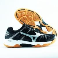 harga Sepatu Mizuno Wave Lighting Pro Black Casual Pria Tokopedia.com
