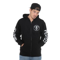 Hoodie Zipper Dilated Peoples