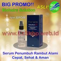 Bio hairs Solution 5% Serum Penumbuh Rambut Alami (Bio hair Solutions)