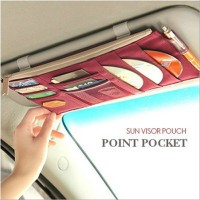 harga Cd Organizer Car Bag Tas Tempat HP Kartu Handphone CD Holder Rak Mobil Tokopedia.com