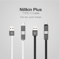 Nillkin Plus Cable (Type C and Micro USB (2 in 1)) - up to 2.1A