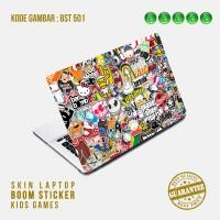 GARSKIN / SKIN LAPTOP / STIKER / STIKER LAPTOP / SKIN COVER / BOM STRK