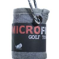 Harga Handuk Olahraga Golf Microfiber 30x30 Abu abu GT 101305 | WIKIPRICE INDONESIA