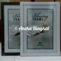 Bingkai Foto / Frame Foto / Pigura Foto A3 Minimalis (30x42cm)