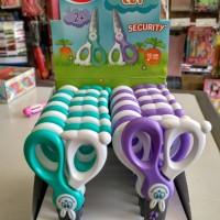 Jual Gunting Maped Kidicut/ Gunting Kertas yang aman untuk anak-anak Murah