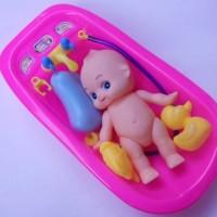 Mainan Baby Bathub