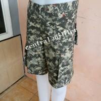 Jual celana pendek loreng acupat/celana pendek army/celana cargo Murah