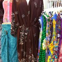 Jual jual daster batik..kimono dlk Murah