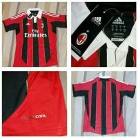 harga Jersey AC Milan Home 2012/2013 Tokopedia.com