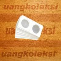 harga KOIN HOLDER  UANG KUNO/cardboard coin flip Tokopedia.com