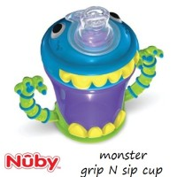 Nuby Monster Sippy Cup