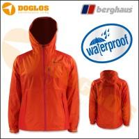Jaket Gunung Berghaus II Waterproof Windproof outdoor hiking travel
