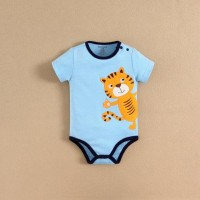 (Sale 20%) Jumper Anak | Mom N Bab Jumper Blue Tiger