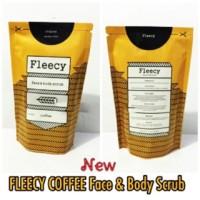 Jual FLEECY COFFEE SCRUB Murah