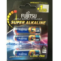 Fujitsu Battery / Baterai Super Alkaline AA