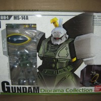 MS-14A Gelgoog 1/220 Gundam Diorama Collection Model Kit