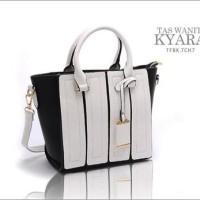 Tas Wanita Kyara Premium Korean Style Putih