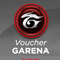 Voucher Garena 100rb / 333 shells