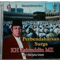 "CD Perbendaharaan Surga ""Kh Zainuddin Mz"""