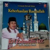 "CD Keberhasilan Rosulullah ""Kh Zainuddin Mz"""
