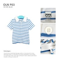 OLD NAVY POLO SHORT BOYS | Atasan Baju Kaos Polo Anak Branded