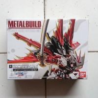 Metal Build Flight Unit Option SET for Astray Red Frame Gundam