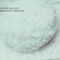 Jual Natural Sea Salt / Garam Laut Organic Murah