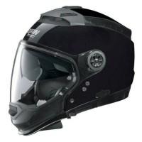 Helm Nolan N44 Glossy Hitam