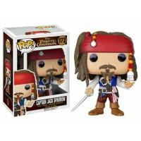 Jual Funko POP! Pirates of The Caribbean: CAPT. JACK SPARROW ORIGINAL Murah