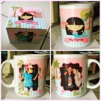 Mug Custom (mug desain sendiri)