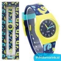 Linkgraphix PA11 Monty Size SS Jam Tangan Anak Remaja Playhour Watch