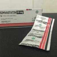 Simvastatin 10 mg generik obat kolesterol