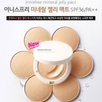 INNISFREE Mineral Jelly Pact