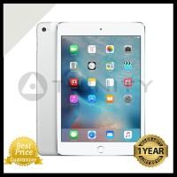 harga BNIB iPad Mini 4 Wifi Cellular 64GB White Silver GARANSI APPLE 1 THN Tokopedia.com