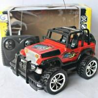 mainan anak rc king driver / mobil remot / mobil mobilan