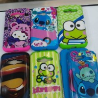 other book(hard case n silicon) buat hp tipe samsung galaxy v
