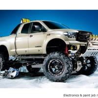 Tamiya 1/10 Toyota Tundra Highlift 4x4-3SPD Kit (58415) (051000487-0)