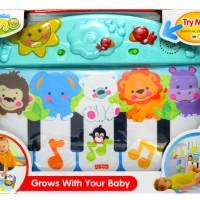Playmat Cute Animal Piano
