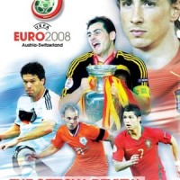 DVD Euro 2008 - The Official Review ( 2 Disc ) - Football DVD Store