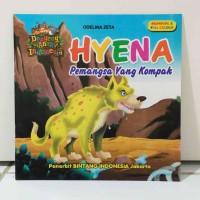 Buku Cerita Hyena Pemangsa Yang Kompak 2 Bahasa Full Color Murah