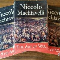 The Art Of War-niccolo Machiavelli